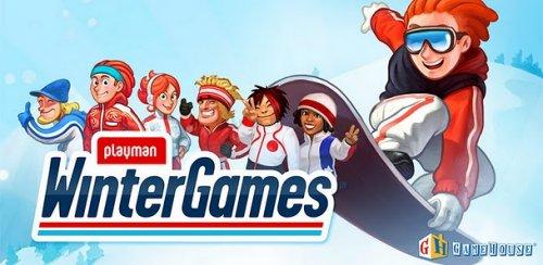 Playman Winter Games - зимние игры