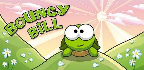 Bouncy Bill Seasons - красочная аркада