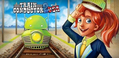 Train Conductor 2: USA - управляем локомотивами
