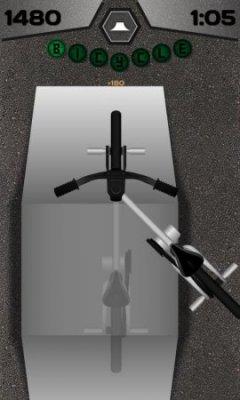 Fingerbike - Симулятор BMX на Андроид