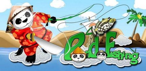 Panda Fishing - Рыбалка панды
