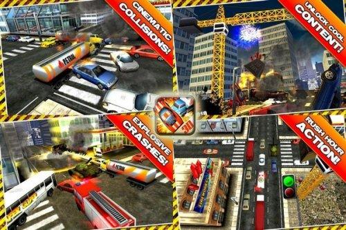 Traffic Panic 3D - Управления пробками