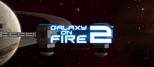 Galaxy on Fire 2: Valkyrie - Приключения