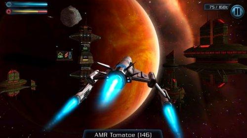 Galaxy on Fire 2: Valkyrie - Приключения