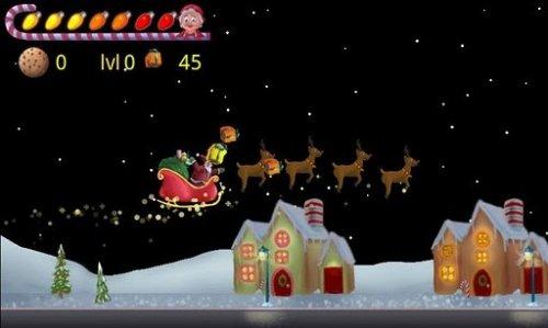Santas Route - Подарки всем