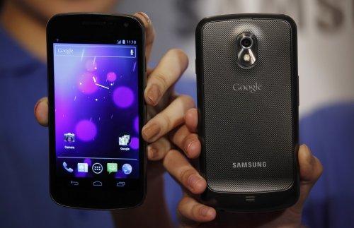 Первый смартфон на Android 4.0 Ice Cream Sandwich