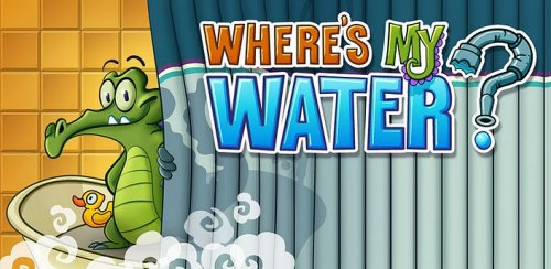 Крокодильчик Свомпи - Where's my water?