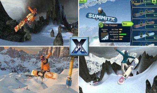 SummitX Snowboarding - Сноубординг