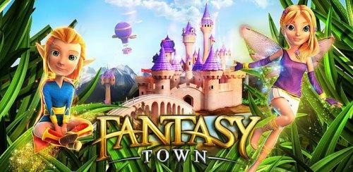 Fantasy Town - Город фантазий