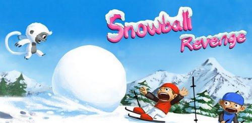 Snowball Revenge - Месть снежного человека