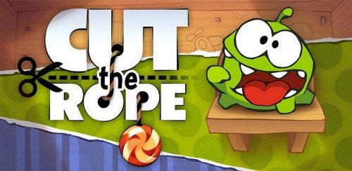 Cut the Rope - Режим верёвки