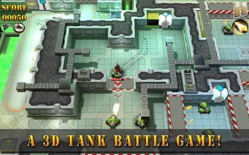 Tank Riders - Танки в 3D