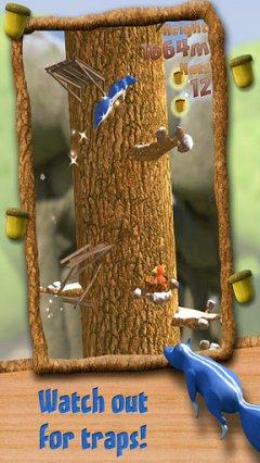 Tree Jumper - Голубая белка
