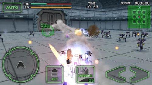 Destroy Gunners SP / ICEBURN - Битва роботов