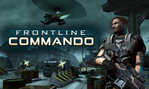 FRONTLINE COMMANDO - Новый экшн