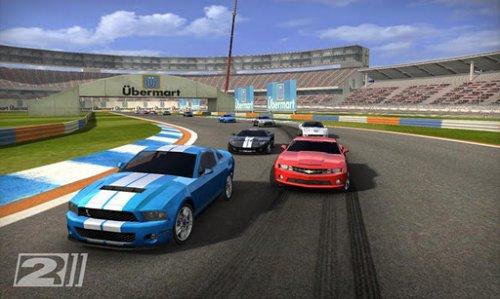 Real Racing 2 - Гонки