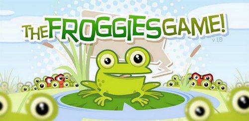 The Froggies Game - Лягушки