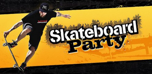 Mike V: Skateboard Party HD - Скейтер