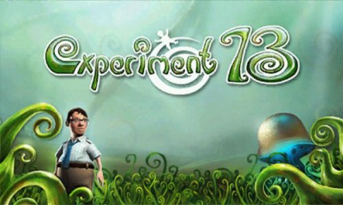 Experiment 13 - Головоломка