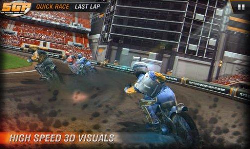 Speedway GP 2011 - Без тормозов