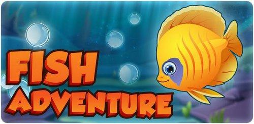 Fish Adventure - Приключения рыб