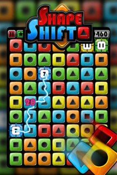 Shape Shift - Двигаем плитки