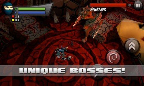 Ninja Guy - Ниндзя