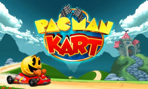 Pac Man Kart Rally - Картинг