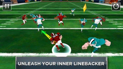 Mobile Linebacker - Мобильный полузащитник