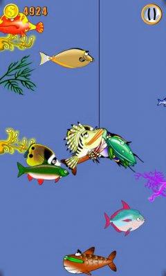 Zombie Fishing - Новогодняя зомби рыбалка