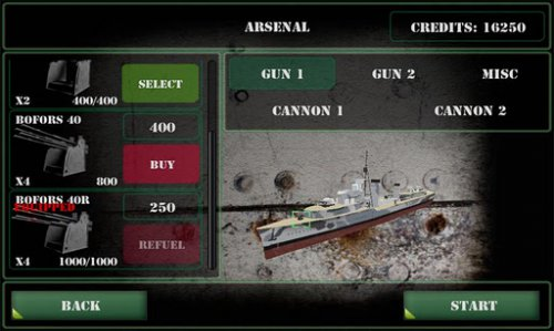 HMS Destroyer - Разрушитель