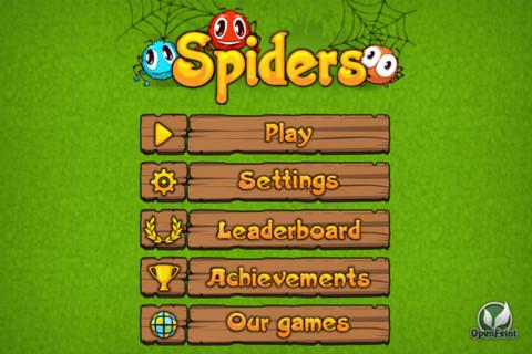 Spiders - Паучки