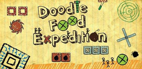 Doodle Food Expedition - Продовольственная экспедиция