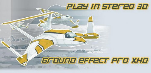 Ground Effect Pro XHD - Гонки на самолетах
