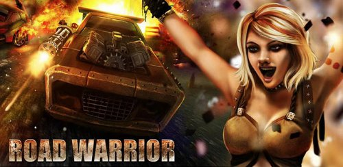 Road Warrior: top free racing - Воин дороги