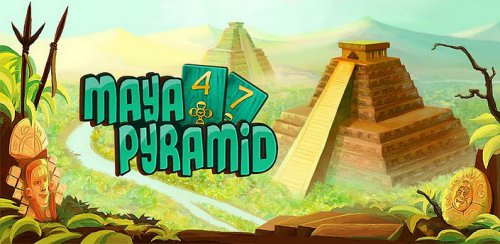Maya Pyramid - Пирамида майя