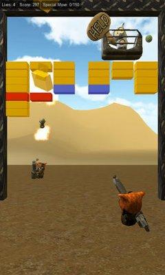Crazy Bricks 3D - Сумасшедшие Кирпичи