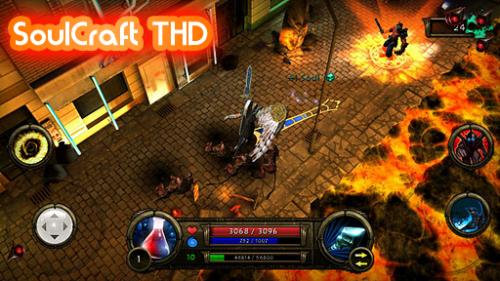 SoulCraft THD - Демон или Ангел