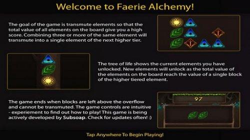 Faerie Alchemy HD - Алхимия