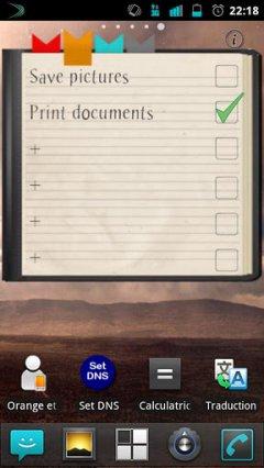 Note!t Widget Pro - Заметки