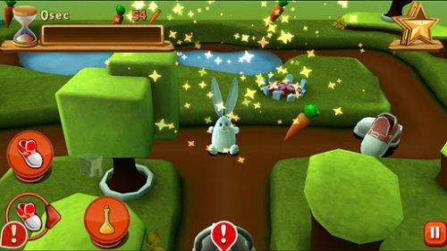 Bunny Maze 3D - Помоги Кролику