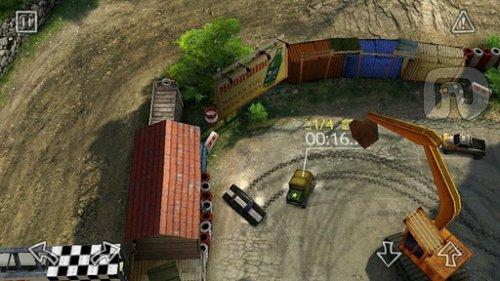 Reckless Racing HD - Бесшабашные гонки