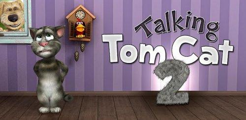 Talking Tom Cat 2 - Говорящий Кот Том