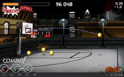 Tip-Off Basketball - Баскетбол