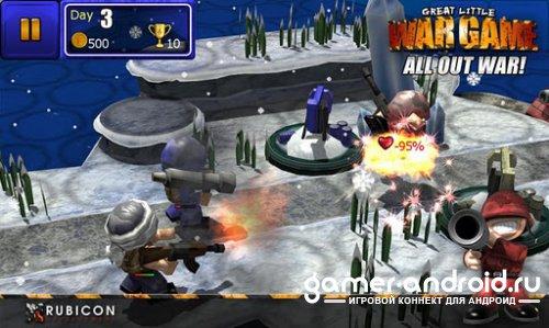 GLWG:All Out War - Пошаговая стратегия