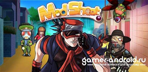 Mad Shoot - Стрельба с рогатки
