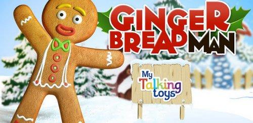 Talking Gingerbread Man - Говорящий Пряник