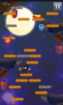 PiPi!Doodle Jump HD - Ниндзя PiPi