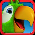 Talking Pierre the Parrot - Говорящий попугай Пьер