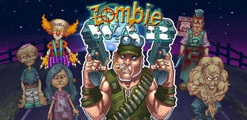Zombie War - Зомби и солдат